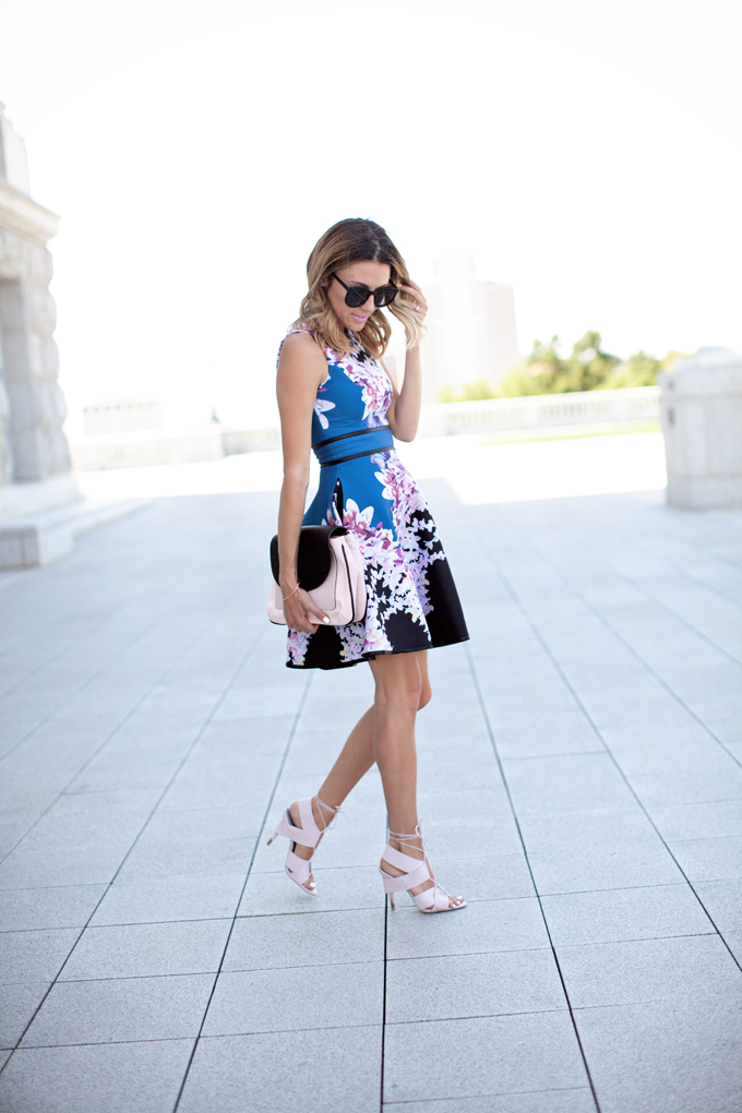 floral_dress_pink_shoes_hello_fashion_blog