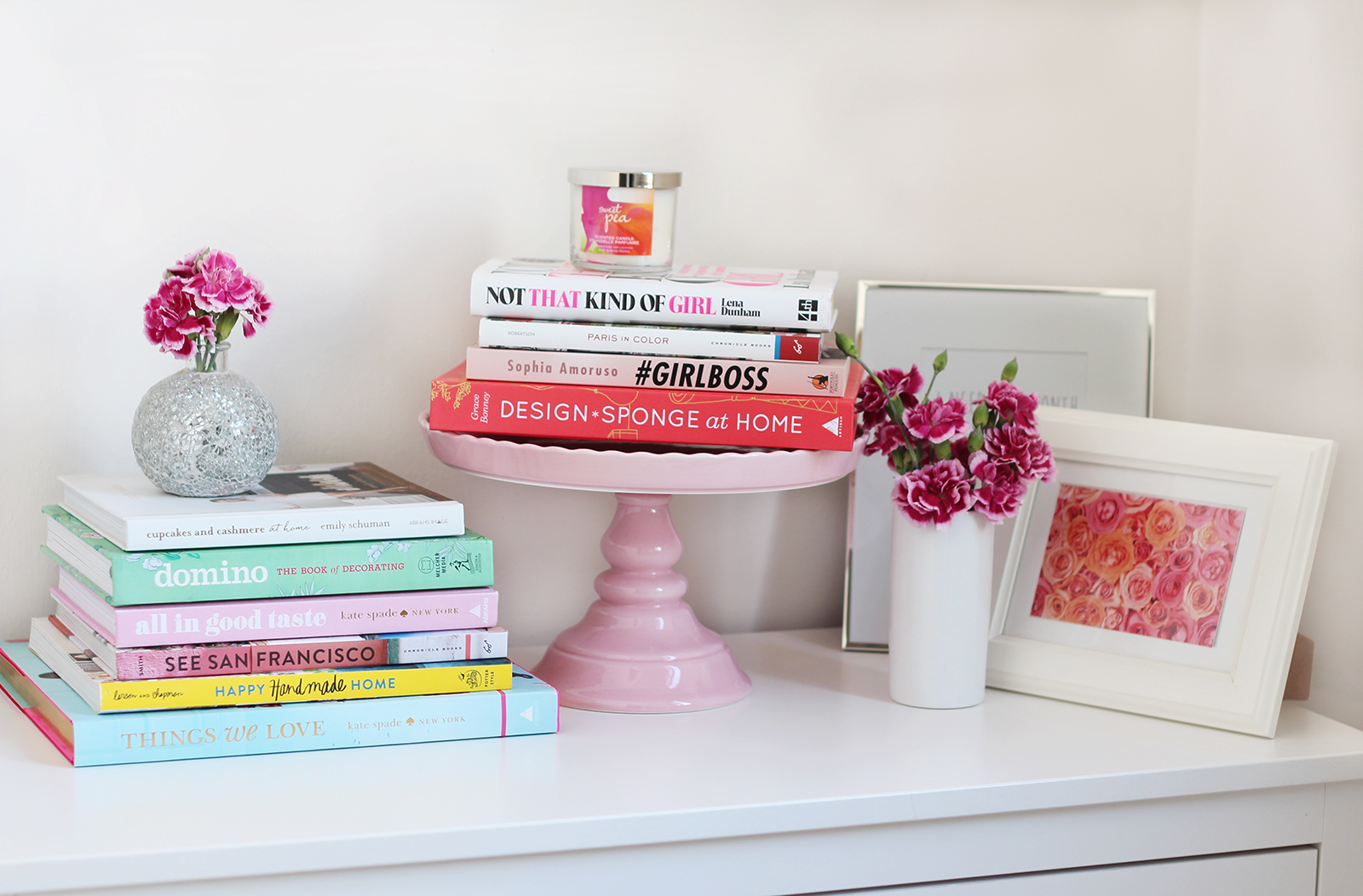 coffee table books about a closet 1
