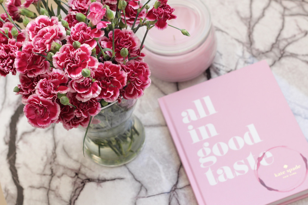 friday flowers and kate spade about a closet 7